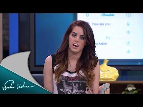 Sarah Sechan Kedatangan Angie Miller Juara 3 American Idol