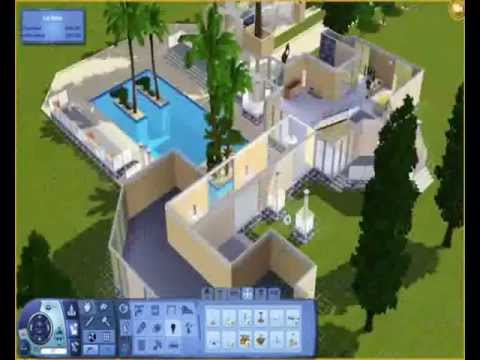 Sims 3 - The Peristyler Villa