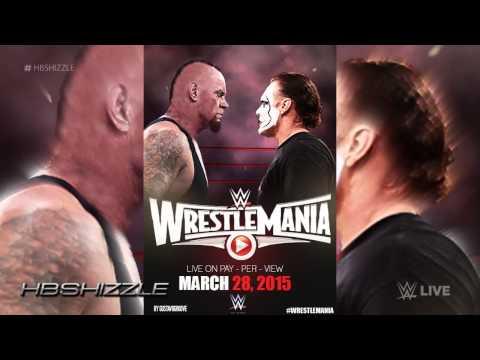 WWE WrestleMania 31 Custom Theme Song -