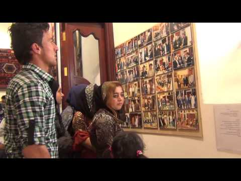 Citadel museum preserves Kurdish culture