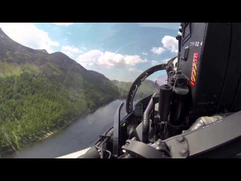 Riding A Fighter Jet Is The Best Roller Coaster