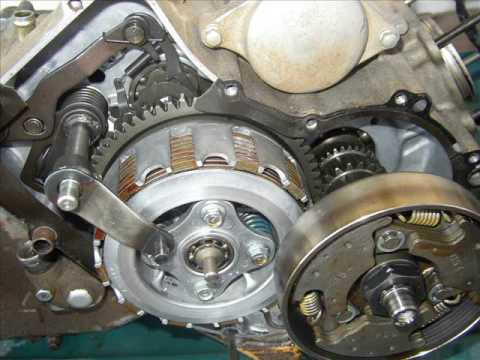 Suzuki Eiger Clutch Adjustment
