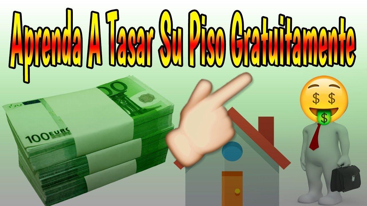 Como saber valor catastro y valor mercado piso tasar un - Cuanto tarda un tasador en tasar un piso ...