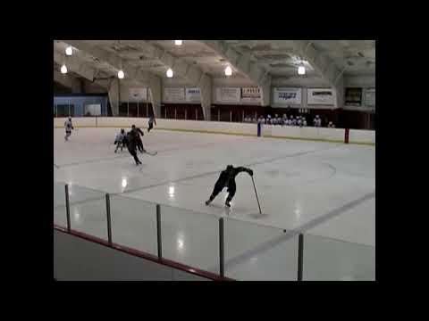 NCCS - Clarkstown Hockey 1-24-09