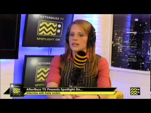 Switched at Birth star Katie Leclerc talks Ménière's Disease  - Feb 2014 -
