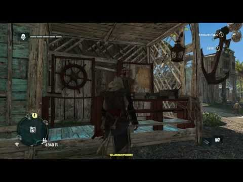 Assassin's Creed IV Black Flag Ep.11 Nassau Contract