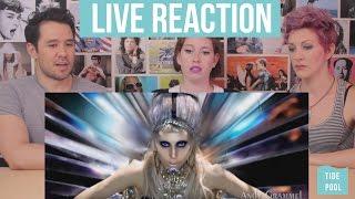 Lady Gaga - Emotional Tribute - REACTION