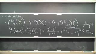 Sergei Gukov: Quantization and Categorification, Lecture 1