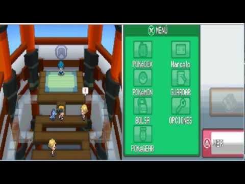 Pokémon HeartGold DS - Parte 3 - Ginásio Violeta
