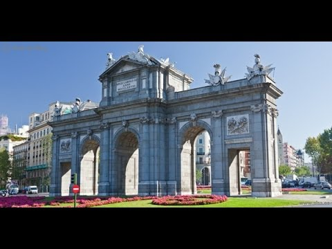 Tourism in Madrid, Spain