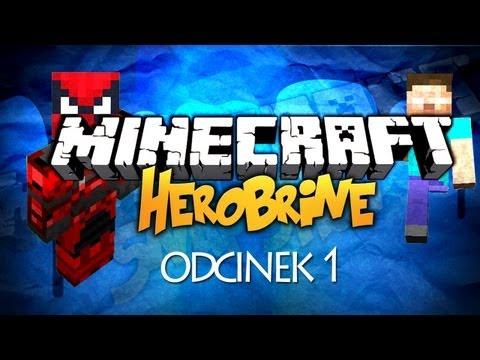 Minecraft Herobrine - Nawiedzone Kurczaki #1