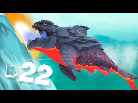 FIRE SHARK!! || Hungry Shark Evolution - Ep 22 HD