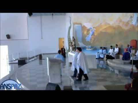 Santa Missa | 08.03.2020 | Padre José Sometti | ANSPAZ