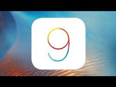 installer ios9 sur un iphone4