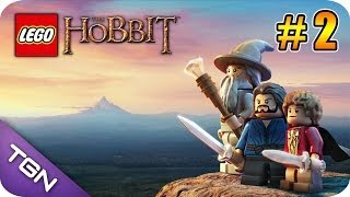 LEGO The Hobbit Gameplay Español Capitulo 2 HD 720p