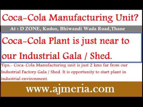 CocaCola-Manufacturing-unit-near-by-mumbai-Factory-Shed-Gala-Godown-Warehouse-Industrial-factory-mum