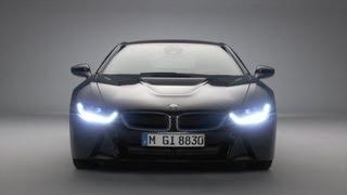 BMW i8 concept 2014