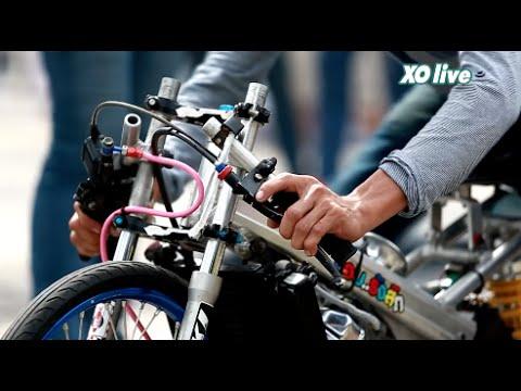 Teaser XOD 008 XO LIVE   NGO Street Drag Bike