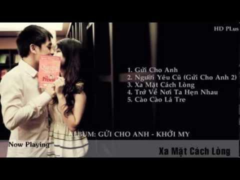 Album  Gửi Cho Anh   Khởi My