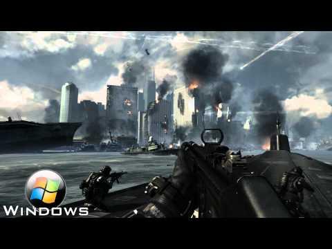 Modern Warfare 3 на устройствах PlayStation 3, Xbox 360 и PC – Сравнение графики