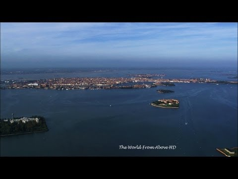 Italy from Above - our best sights from Verona, Venice, Vicenza & more (HD)