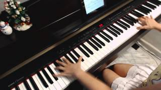 Frozen Let It Go Piano Cover