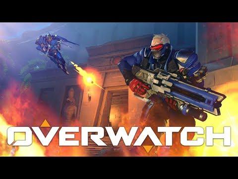 Overwatch - FFA Deathmatch Gameplay