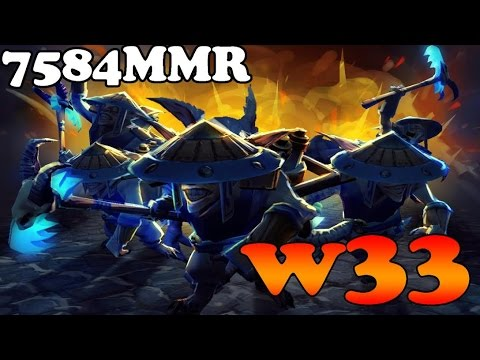 Dota 2 Gameplay: w33 con Meepo 2