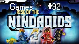 Games: Ninjago Rise Of The Nindroids