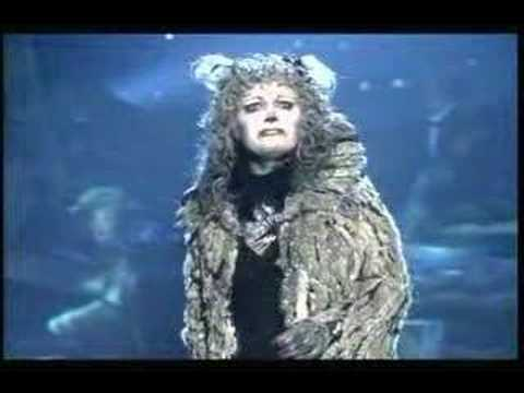 Elaine Paige cats - YouTube