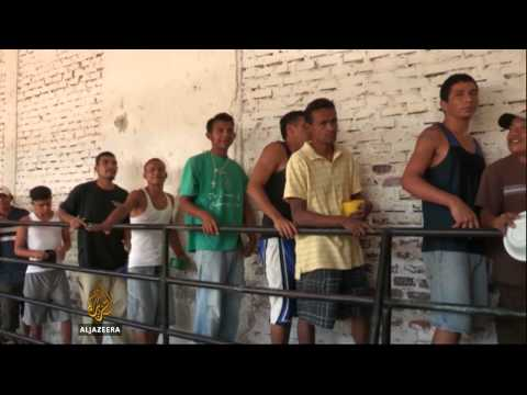 Gangs violence drives Hondurans to US