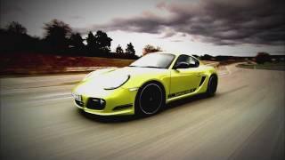 Porsche Cayman R videos