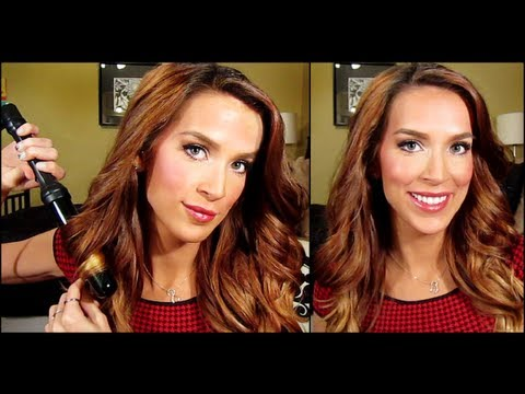 Curling Wand Tutorial For Long Hair