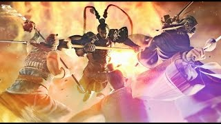 Romance of the Three Kingdoms XIII - Announcement Trailer