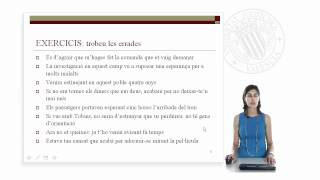 Aprende Valenciano. Lección 10