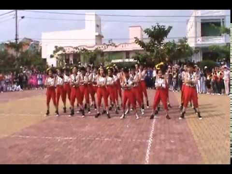 Trường THCS Trần Quốc Toản ( Dân Vũ+Múa cờ) NH- 2012-2013