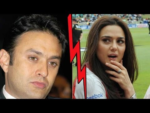 Why was Preity Zinta MOLESTED by Ness Wadia ?