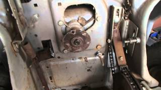 [race mower part 5 pully work] Video