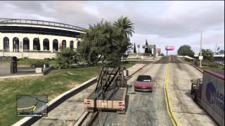 Grand Theft Auto V (GTA 5) ➽ Mission #33 ✮ Tow Truck ✮ 100% Gold Medal Walkthrough