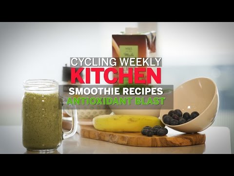 Antioxidant Blast | Smoothie Recipes | Cycling Weekly