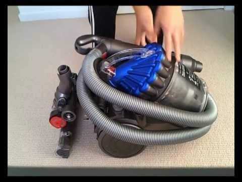 Review Dyson Dc23 Vacuum Cleaner Youtube
