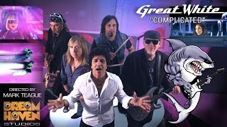 GREAT WHITE - Complicated