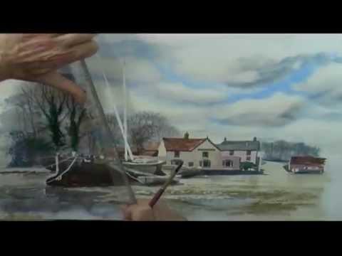 Hình ảnh trong video Pastel Demonstration by Jenny Keal, Summer of