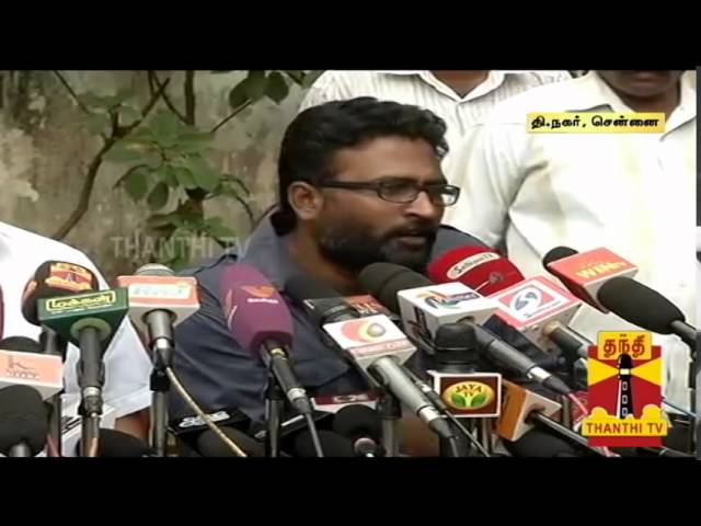 Director Ram's Press Meet After Winning 3 National Awards For Thanga Meenkal