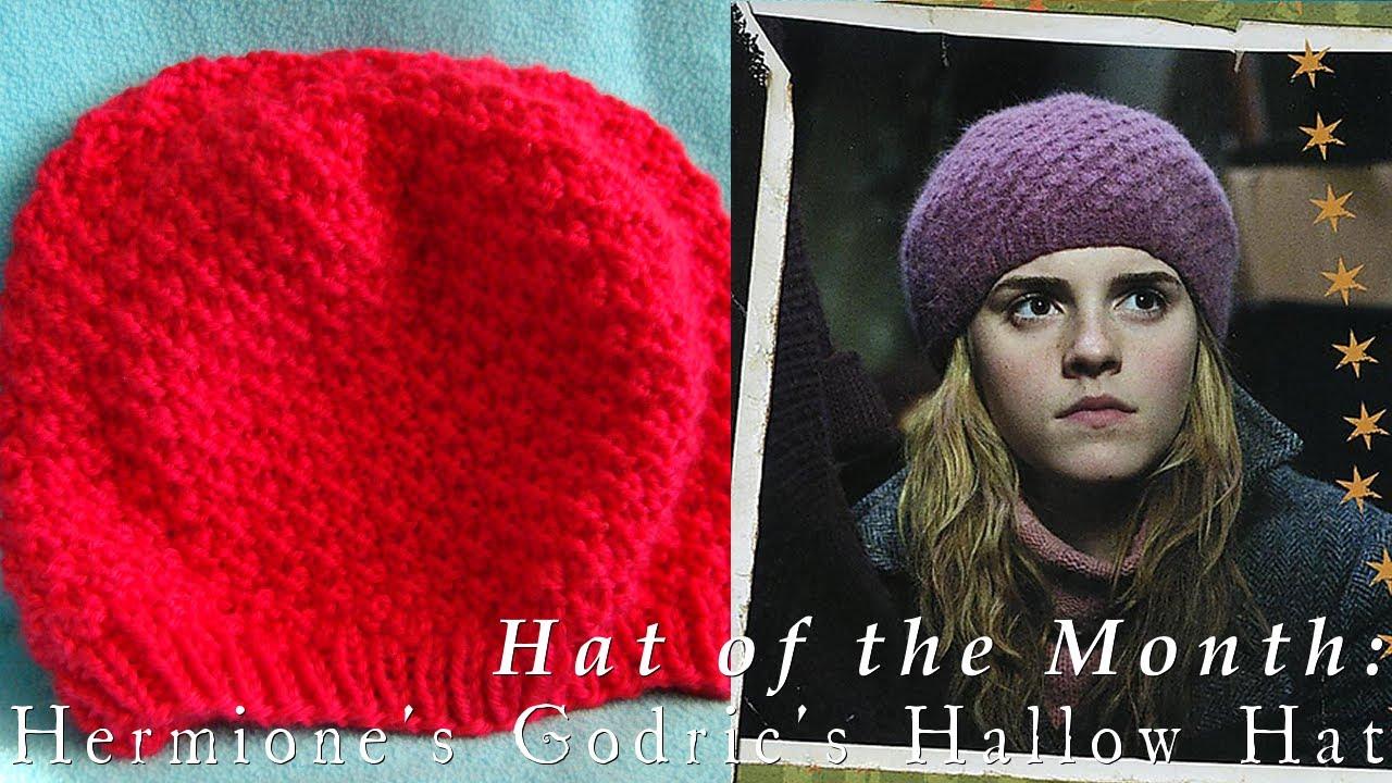 Hat of The Month January 2013 Hermiones Godrics Hallow Hat - Yo...