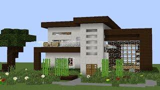 Como hacer una casa bonita en MInecraft
