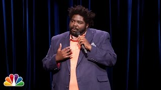 Ron Funches: Dream Boards an Weed