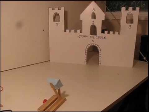 popsicle stick catapult instructions
