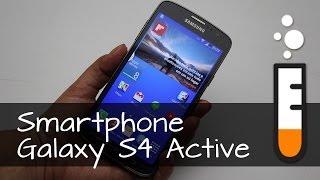 Galaxy S4 Active Smartphone Samsung GT-I9295 Resenha