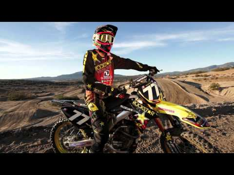 Rockstar Energy Suzuki 2011 Team